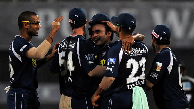 Deccan thrown out of IPL - Cricket