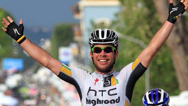 Cavendish gets his win - Cycling - Giro d'Italia