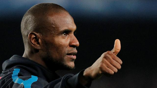Abidal targeting return by December