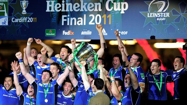 Revenus de l'enfer  - Rugby - Coupe d'Europe