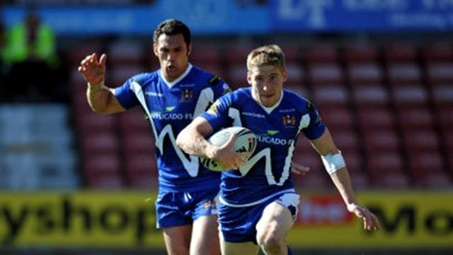 Wigan fight through - Rugby League - Engage Super League