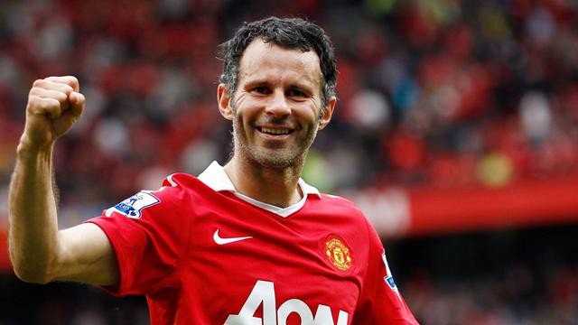 Giggs named GB captain - Olympic Games - London 2012