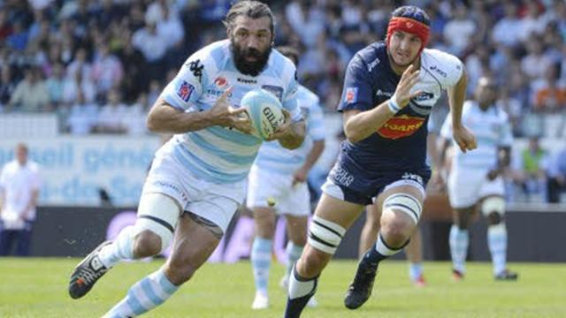 Racing : Chabal jouera !  - Rugby - Top 14