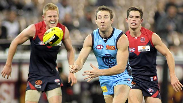 Blues fine McLean - Australian Football