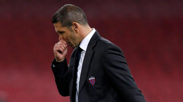 Simeone quits Catania job