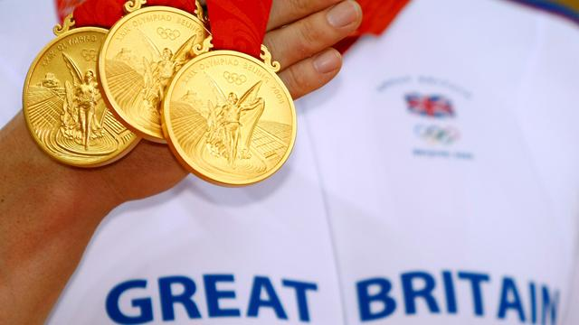 Hoy expects golds at London 2012