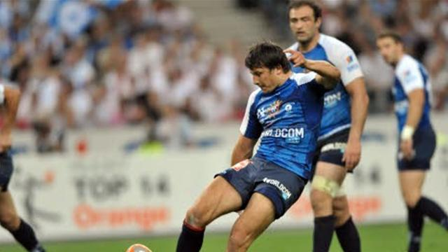 Le champion pour le MHR - Rugby - Coupe d'Europe