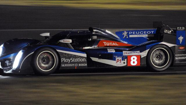 Sarrazin takes provisional pole at Le Mans