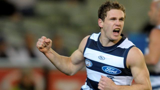 Cats beat Port  - Australian Football