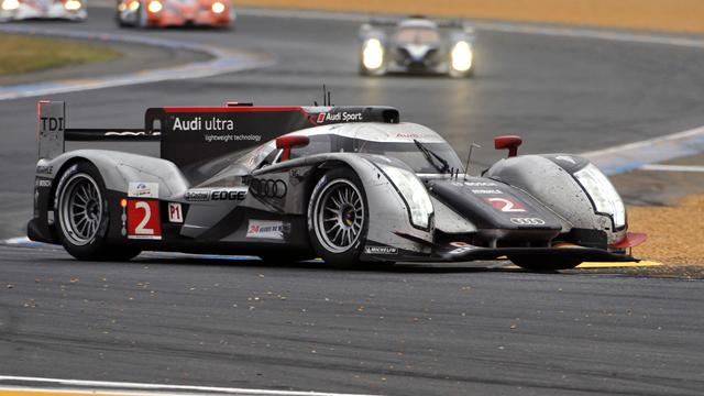 Motor racing-Audi win Le - Sports Car