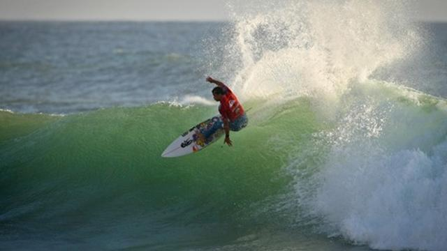 Wilson on form in Rio - Surfing