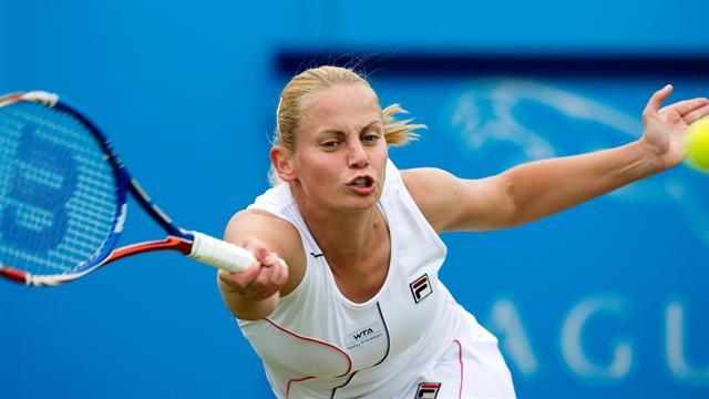 Dokic in Netherlands final - Tennis