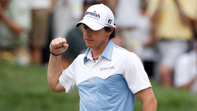 McIlroy closes on win - Golf - US Open