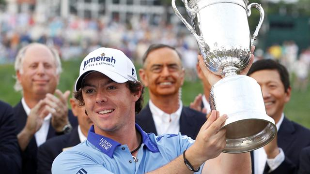 McIlroy à la Woods - Golf - US Open