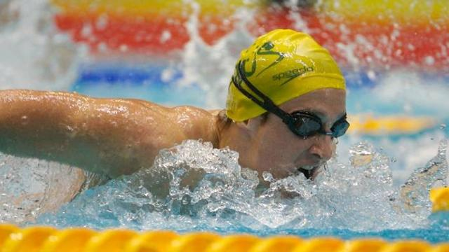 Aussie swimmers sorry - Swimming
