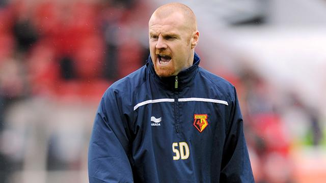 Dyche happy to stay - Football - Championship
