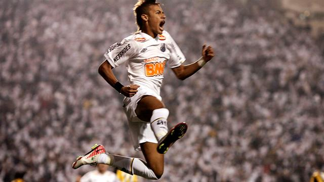 Santos win Libertadores - Football - World Football