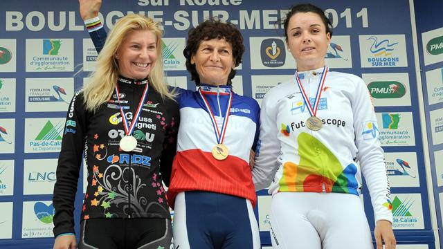 Jeannie Longo claims 58th French title