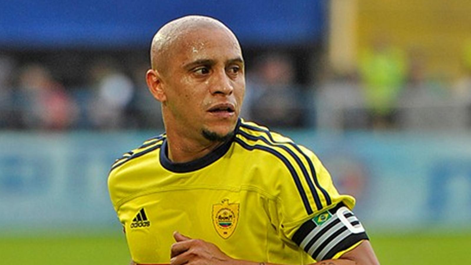 Roberto carlos anzhi fc anji ru from official website