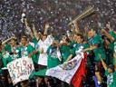 Mexico win Gold Cup