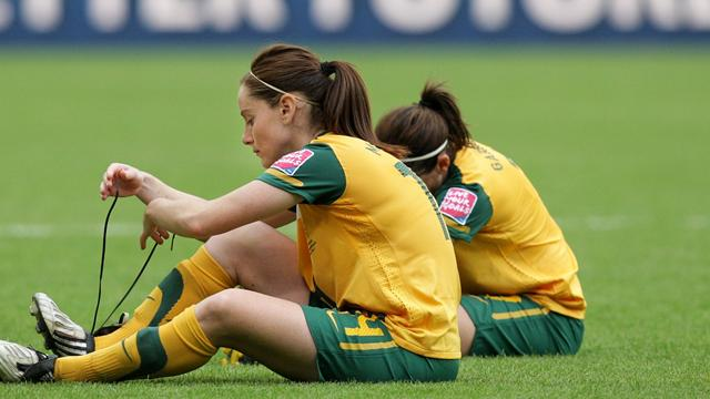 Matildas switch focus to Olympics