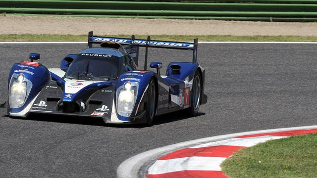 Davidson-Bourdais take Imola Six Hours