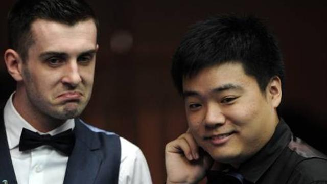 Selby holds off Ding to set up Carter final