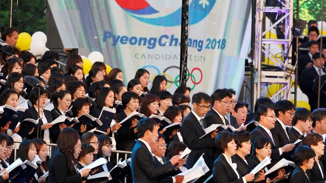 Pyeongchang to host 2018 - Winter Sports