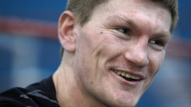 Hatton's father arrested after fight with son