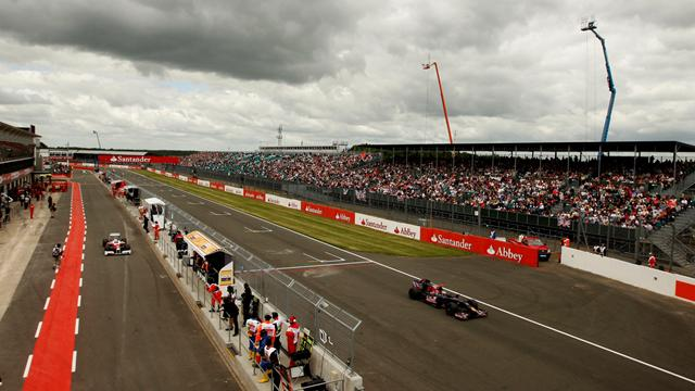 British Grand Prix facts - Formula 1