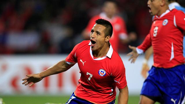 Sanchez snatches point - Football - Copa América