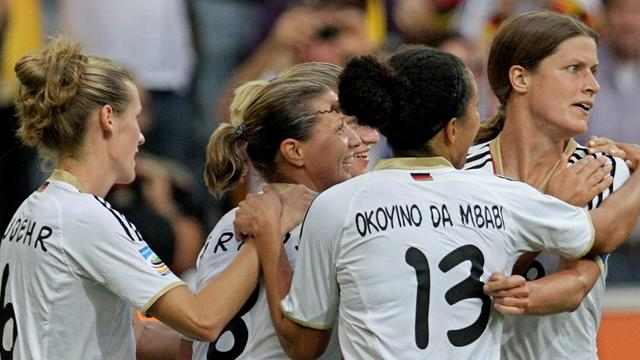 Huge shock as hosts Germany beaten