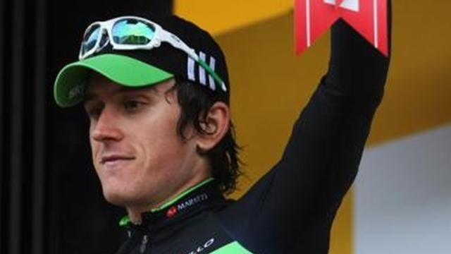 Thomas to miss Tour - Cycling - Tour de France
