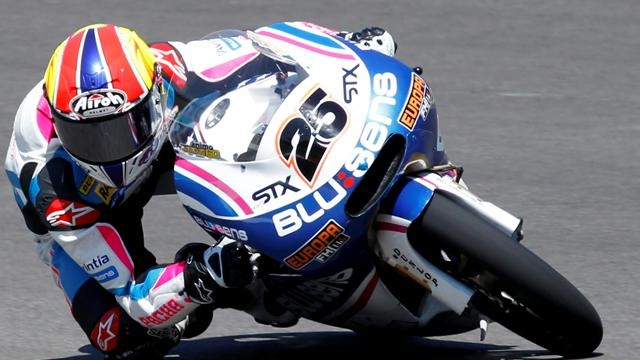 Vinales, Marquez on pole - Motorcycling
