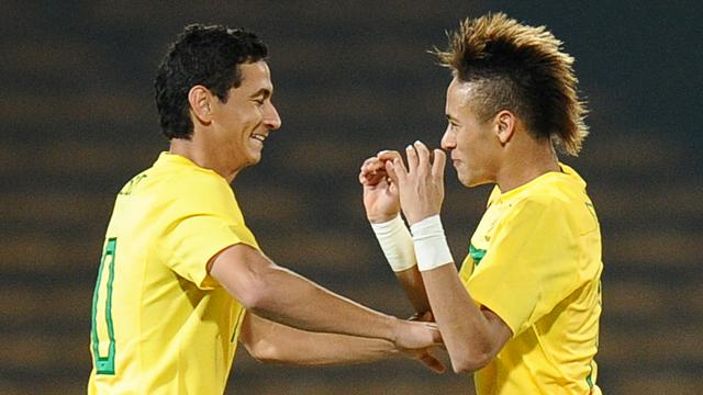 Neymar, Ganso to miss Brazil friendly