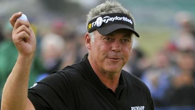 Clarke cruises to Open  - Golf - The Open