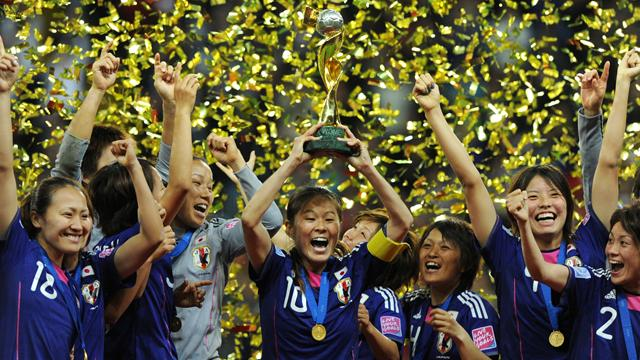 Japan players get bonus - Football - Women's World Cup