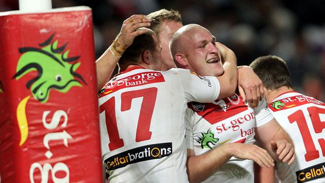 Dragons beat Cronulla - Rugby League