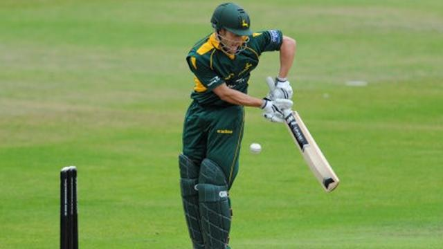 Notts steady Surrey wobble - Cricket - County