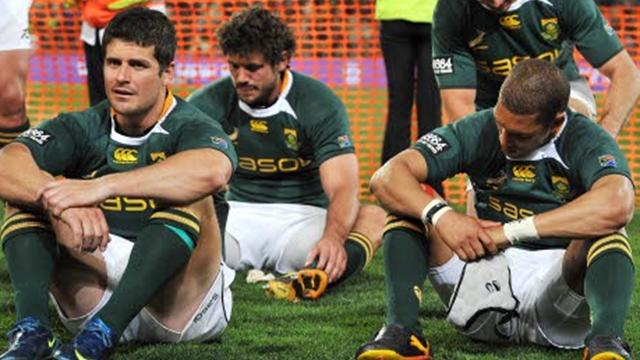 Boks: en quête de rachat - Rugby - Four-Nations