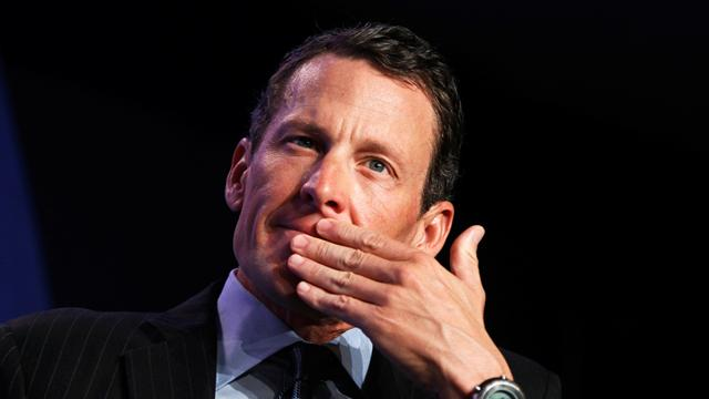 Armstrong charged with doping