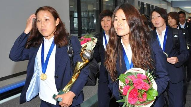 Japan earn bonus hikes - Football - Women's World Cup