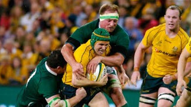 dix ans de disette - Rugby - Four-Nations