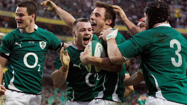 Team Guide: Ireland - Rugby - World Cup