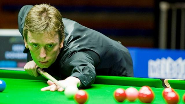 Doherty ends Wild run - Snooker