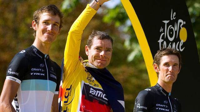 Schleck upset over ban - Cycling - Tour de France