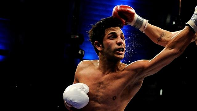 Dib grinds out non-title win over Rodriguez