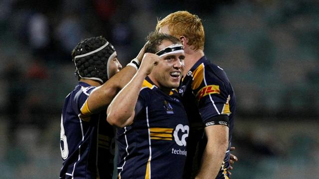 Brumbies keep same team for Tahs match