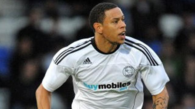 Tyson blow for Derby - Football - Championship