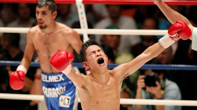Ioka unifies titles - Boxing